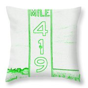 As Pure As It Gets Inverted Throw Pillow