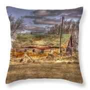 As We Age Throw Pillow