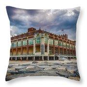 Asbury Park Throw Pillow