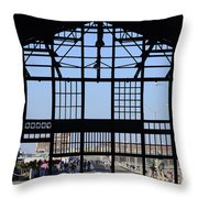 Asbury Park Throw Pillow