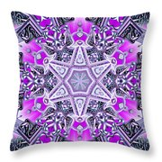 Ascended Spirit Throw Pillow by Derek Gedney