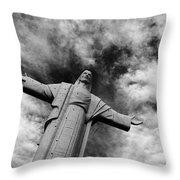Ascent To Heaven Throw Pillow