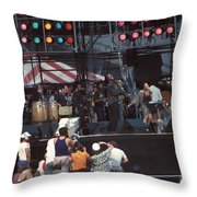 Asford And Simpson Throw Pillow