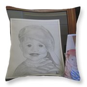 Asher Throw Pillow