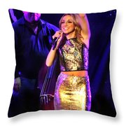 Ashley Monroe - 7392 Throw Pillow