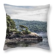 Ashley's Tree Throw Pillow