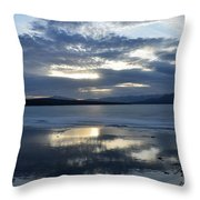 Ashokan Reservoir 10 Throw Pillow