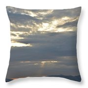 Ashokan Reservoir 14 Throw Pillow