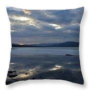 Ashokan Reservoir 20 Throw Pillow