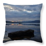 Ashokan Reservoir 25 Throw Pillow