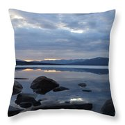 Ashokan Reservoir 26 Throw Pillow