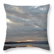 Ashokan Reservoir 31 Throw Pillow