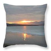 Ashokan Reservoir 33 Throw Pillow