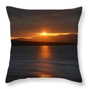 Ashokan Reservoir 35 Throw Pillow