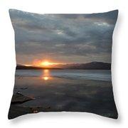 Ashokan Reservoir 37 Throw Pillow