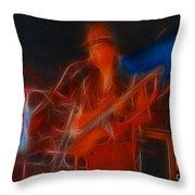 Asia-john-gd24-fractal Throw Pillow