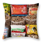 Asian Health Products 01 Throw Pillow