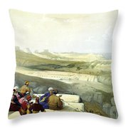 Askelon Throw Pillow