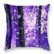 Aspen Grove 5 Throw Pillow