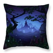 Aspiria Throw Pillow