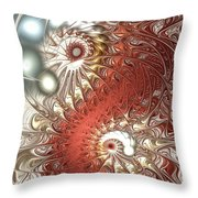 Assimilation Throw Pillow