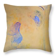 Assimilation Osmotically 2 Recycle  Throw Pillow