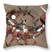 Astrologies 5 Throw Pillow