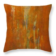 At Creation Throw Pillow