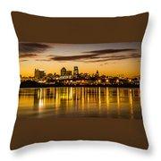At Dawn Throw Pillow