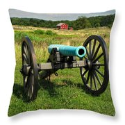 At Gettysburg Throw Pillow