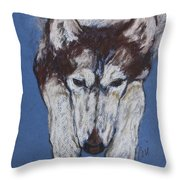 At Rest II Throw Pillow
