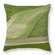 Parko Nazionale Dei Monti Sibillini, Italy 6 Throw Pillow