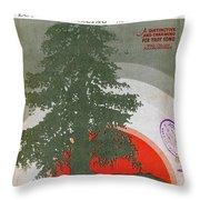 At Sundown Throw Pillow