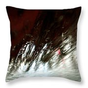 At The Car Wash 13 Throw Pillow