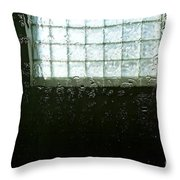 At The Car Wash 7 Throw Pillow