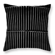 At The Corner Of Space And Time Throw Pillow