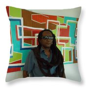 At The Retreat 4 Sale Throw Pillow
