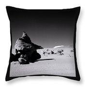 Atacama Desert Throw Pillow