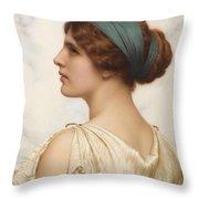 Atalanta Throw Pillow