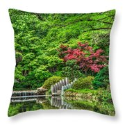 Ataraxia Throw Pillow