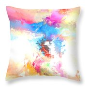 Athena Parthenos Throw Pillow
