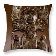 Athlone Crucifixion Throw Pillow