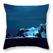 Atlantic After Dark Throw Pillow