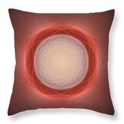 Atome-03 Throw Pillow