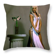 Attraction... Throw Pillow
