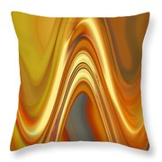 Atychiphobia Throw Pillow
