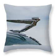 Auburn 1935-36 Goddess Throw Pillow