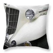 Auburn 851/852 Speedster Throw Pillow