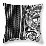 Auburn Grill Throw Pillow