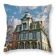 Auburn Home 0075 Throw Pillow